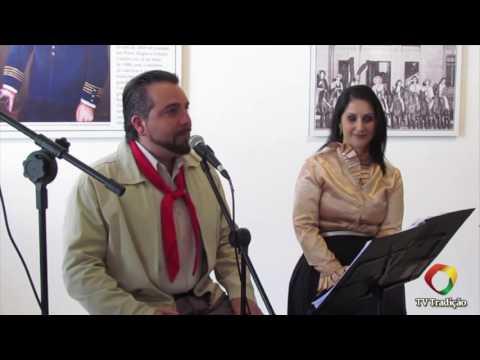 Exposição 50 anos do MTG - Sarau Literário  sábado 22/10/2016