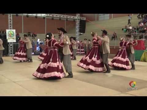 CTG DOM LUIZ FELIPE DE NADAL - 3ª Inter regional do ENART 2016 - Força B - Domingo