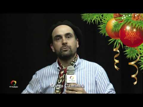 Mensagem de Natal - Diego Caminha