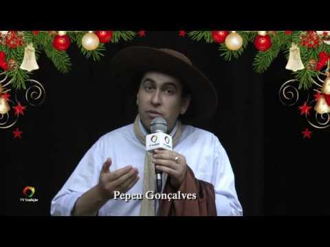 Mensagem de Natal - Pepeu Gonçalves