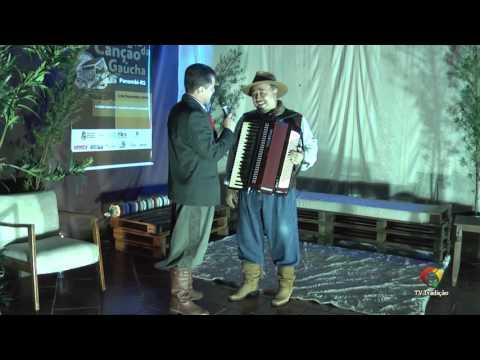 Eu e a vaneira - 6º Moinho da Canção Gaúcha - Entrevista