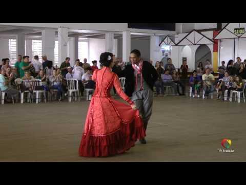 WILSON E ANA - ENART 2016 - DANÇA DE SALÃO - FINAL - DOMINGO