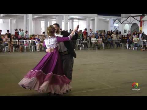 GABRIEL E LAURA - ENART 2016 - DANÇA DE SALÃO - FINAL - DOMINGO