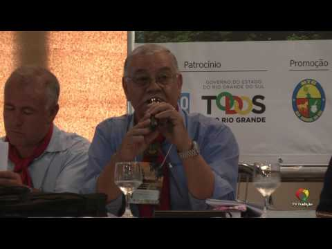 Hino à Bandeira do MTG - 65º Congresso Tradicionalista Gaúcho - Sexta