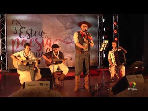 3º Esteio da Poesia Gaúcha - Show: Vladimir Guará