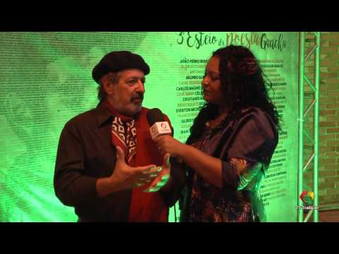 3º Esteio da Poesia Gaúcha - Entrevista: Romeu Weber