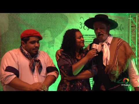 3º Esteio da Poesia Gaúcha - Entrevista: Jader Leal e Chico Azambuja