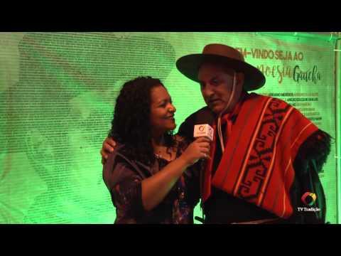 3º Esteio da Poesia Gaúcha - Entrevista: Dirceu Barbosa