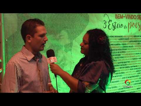 3º Esteio da Poesia Gaúcha - Entrevista: Prefeito Leonardo Pascoal