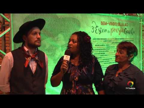 3º Esteio da Poesia Gaúcha - Entrevista: Jurados