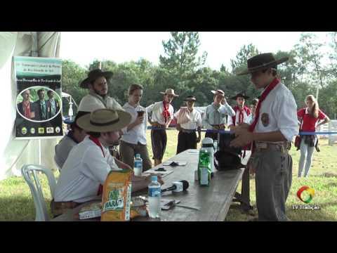 Pedro Ernani Dornelles Lago - Prova Campeira - 29º Entrevero Cultural de Peões