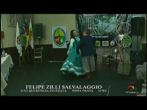AO VIVO 03 – 29º Entrevero Cultural de Peões – Categoria Piá