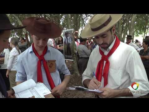 Lucas Vinicios Ott - Prova Campeira - 29º Entrevero Cultural de Peões