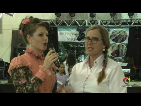 Entrevista: Ingrid Borchhardt  - 29º Entrevero Cultural de Peões