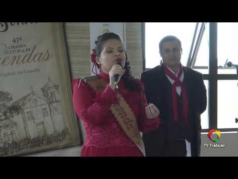 Nathalia Rodrigues - 47ª Ciranda Cultural de Prendas - Provas Oral e Artística