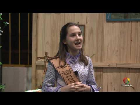 Gabriela Cavasin - 28ªRT - 47ª Ciranda Cultural de Prendas - Mostra Folclórica
