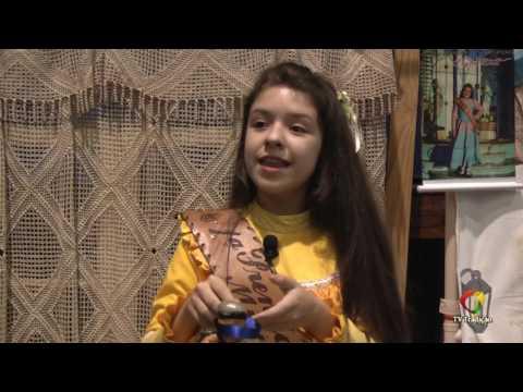 Luiza Tormes - 22ªRT - 47ª Ciranda Cultural de Prendas - Mostra Folclórica