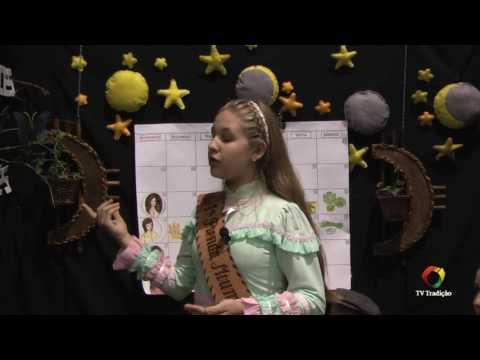 Gabriela Hübner - 20ªRT - 47ª Ciranda Cultural de Prendas - Mostra Folclórica