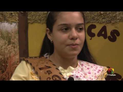 Maria Eduarda Duarte Machado - 18ªRT - 47ª Ciranda Cultural de Prendas - Mostra Folclórica
