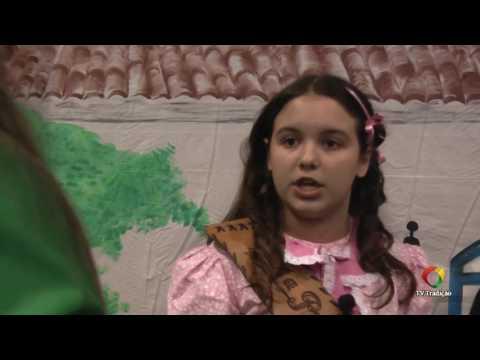 Betina de Faria Hugo - 16ªRT - 47ª Ciranda Cultural de Prendas - Mostra Folclórica