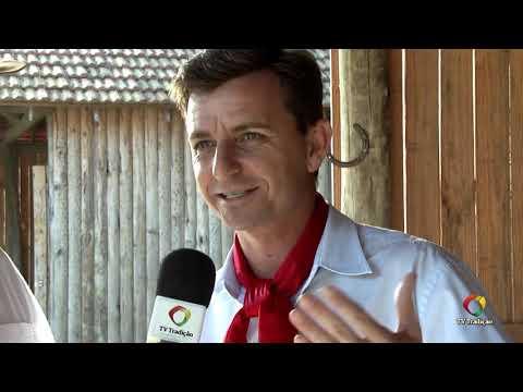 Entrevista: Prefeito Vilsinho e Patrão João - Chama Crioula 2017