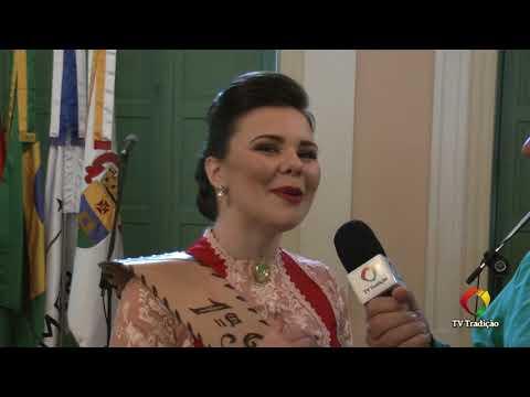 Entrevista: Renata Silva - Lançamento dos Festejos Farroupilhas de Porto Alegre 2017
