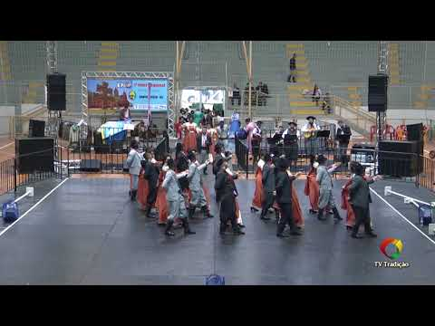 CTG CAMPEIROS DO SUL - Força B - Domingo - 1ª Inter Regional do ENART 2017 - Santo Ângelo