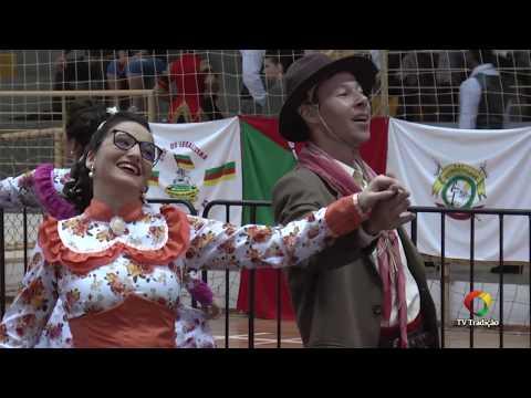 CTG SANGUE NATIVO - Força B - Domingo - 1ª Inter Regional do ENART 2017 - Santo Ângelo