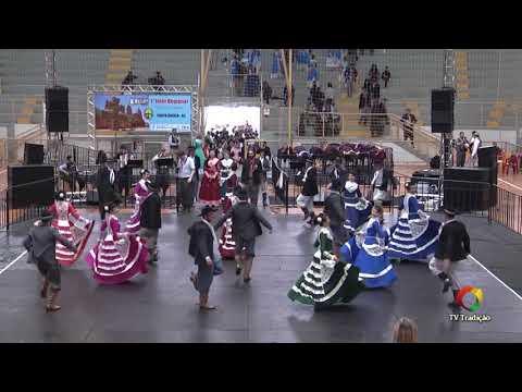 GTF CEL  APARÍCIO BORGES - Força B - Domingo - 1ª Inter Regional do ENART 2017 - Santo Ângelo