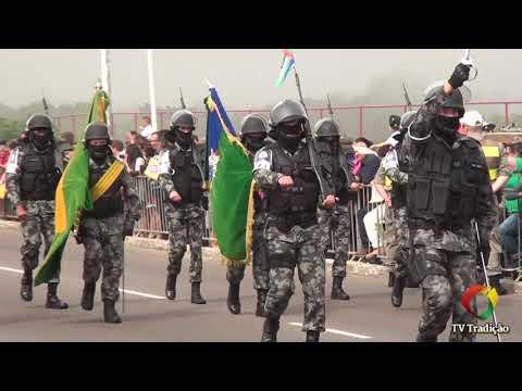 Desfile Cívico Militar - Festejos Farroupilhas de Porto Alegre 2017