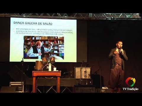 Palestra Robson Cavalheiro - Festejos Farroupilhas de Porto Alegre 2017