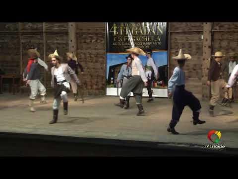 CTG Marco da Tradição - Danças Birivas - 4º FEGADAN