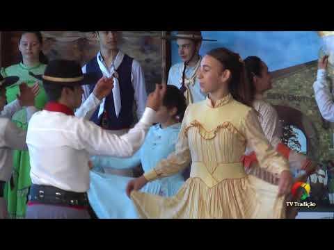 CTG Os Carreteiros - Juvenil - 4º FEGADAN - Domingo