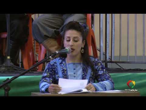 Abertura oficial - 66º congresso Tradicionalista Gaúcho