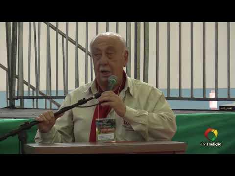 Período de Comunicações - Benjamim Feltrim Neto - 66º congresso Tradicionalista Gaúcho