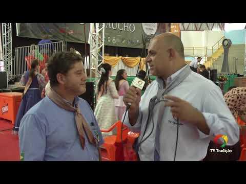 Entrevista: Ivan Botelho - 66º Congresso Tradicionalista Gaúcho