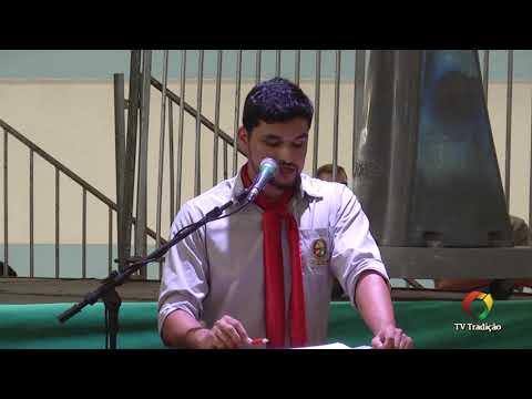 3ª Sessão Plenária - Tema Anual - 66º Congresso Tradicionalista Gaúcho