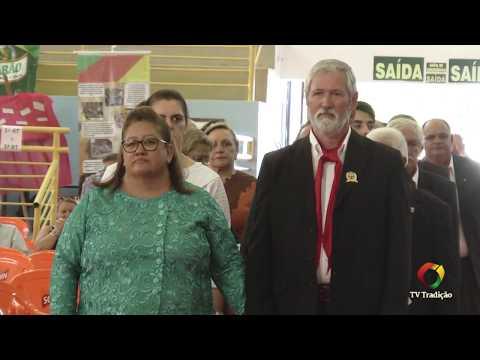 Formatura Cfor - 66º Congresso Tradicionalista Gaúcho