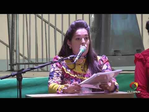 Período de Comunicação - Roberta - 66º Congresso Tradicionalista Gaúcho