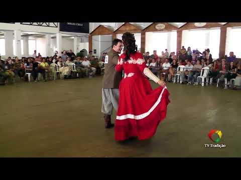 RAMON ROYER E MICHELE BEATRIZ DREYER DE AMORIM - DANÇA DE SALÃO - FINAL - ENART 2017
