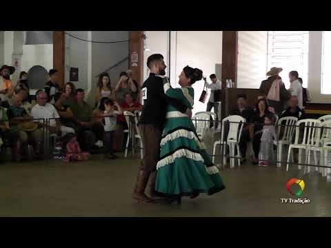 HAMILTON ALEXANDRE DO AMARAL E ARIANE PAIM DE ALMEIDA - DANÇA DE SALÃO - FINAL - ENART 2017