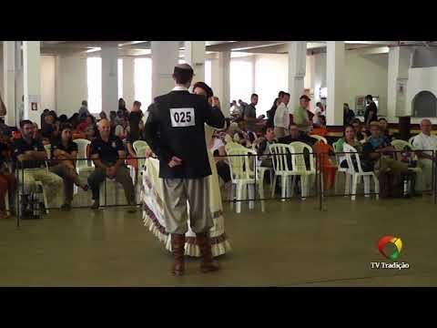 FELIPE TARRAGÔ DA ROSA E ALICE DE ROSSO ALVES - DANÇA DE SALÃO - FINAL - ENART 2017