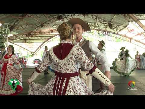 AT Poncho Branco - Festival de Danças do CTG Campo dos Bugres - Adulta - Enart
