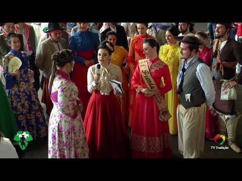 Entrevista: CTG Imigrantes e Tradição - Festival de Danças do CTG Campo dos Bugres - Adulta - Enart