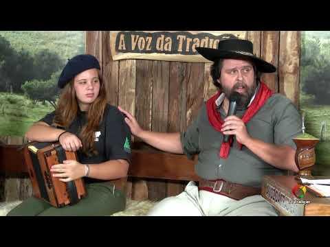 A Voz da Tradição 206 - FÁBRICA DE GAITEIROS DE TAPES