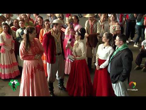 Entrevista: DTG Noel Guarany - Festival de Danças do CTG Campo dos Bugres - Adulta - Enart