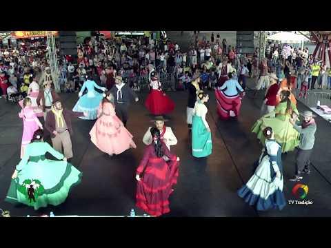 DTG Noel Guarany - Festival de Danças do CTG Campo dos Bugres - Adulta - Enart