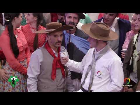 Entrevista:CTG Vaqueanos do Oeste - Festival do CTG Campo dos Bugres - Adulta - Fegadan