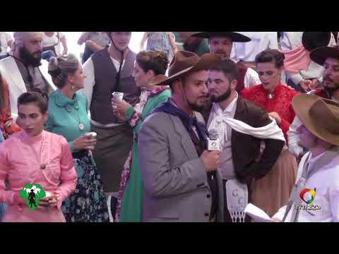 Entrevista: CTG Tio Carlo - Festival de Danças do CTG Campo dos Bugres - Adulta - Fegadan