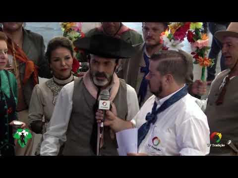 Entrevista: CTG Vaqueanos do Oeste - Festival do CTG Campo dos Bugres - Veterana - Fegadan